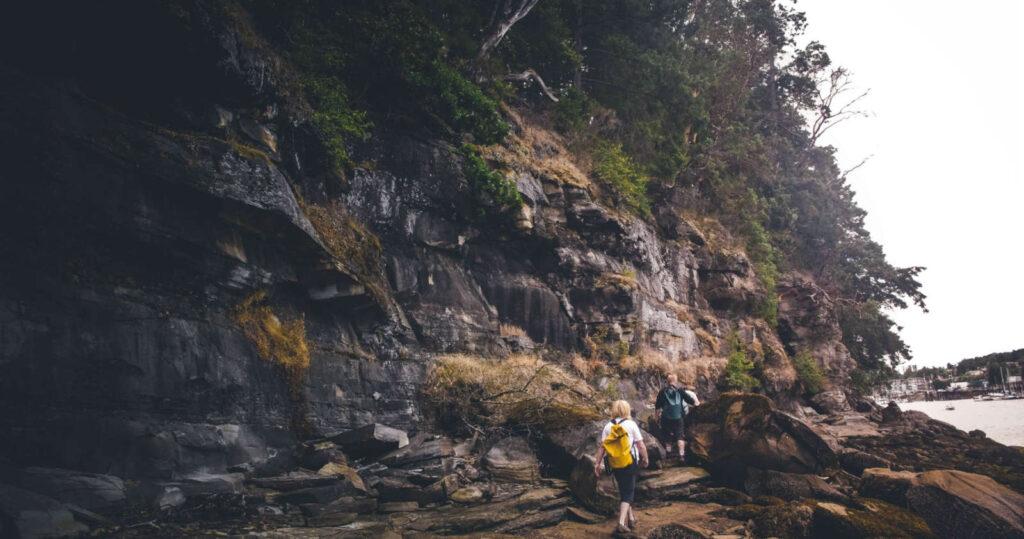 newcastle island hiking